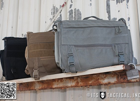 ITS Discreet Messenger Bag Gen 2