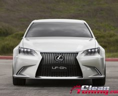 2013 Lexus LS Show up on July 30 | CleanTuning.com