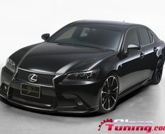 Wald Enhances Lexus GS F Sport | CleanTuning.com