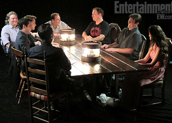'Firefly' cast reunion photos | Inside TV | EW.com