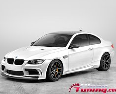 Vorsteiner Made a New GTS5 Front Bumper Kit for the BMW M3 | CleanTuning.com