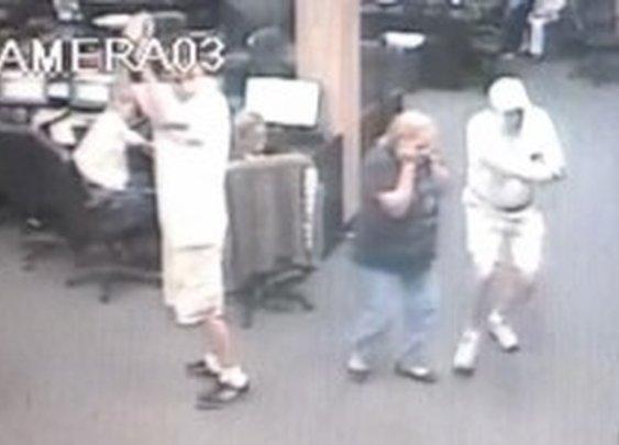 Elderly Man Shoots Robbers