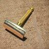 c. 1940 Gillette Gold Ball End Handle Tech