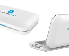 PhoneSoap: Simultaneously Charge and Sanitize Your Phone  Kickstarter