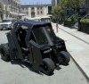 Dark Knight Golf Cart