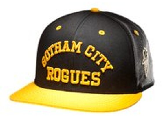 Official Outfitters of the Gotham Rogues - Under Armour