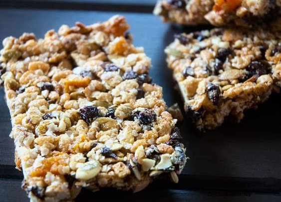 Quinoa Energy Bars