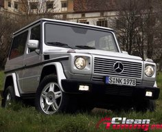 The History of Legendary G-Class | CleanTuning.com