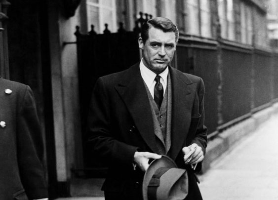 Cary Grant - Impeccable Style
