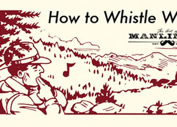 How to Whistle With Your Fingers