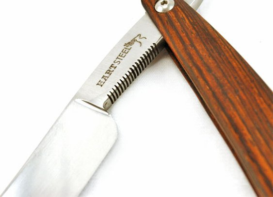 Hart Steel Straight Razors