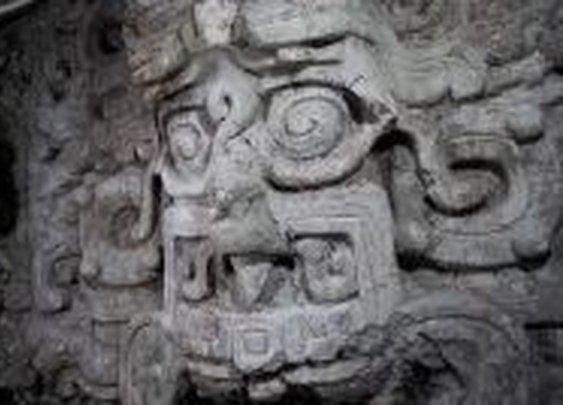 """Dramatic"" New Maya Temple Found, Covered With Giant Faces"
