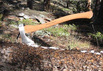Rocky Mountain Bushcraft: REVIEW: Council Tool Velvicut Hudson Bay Axe
