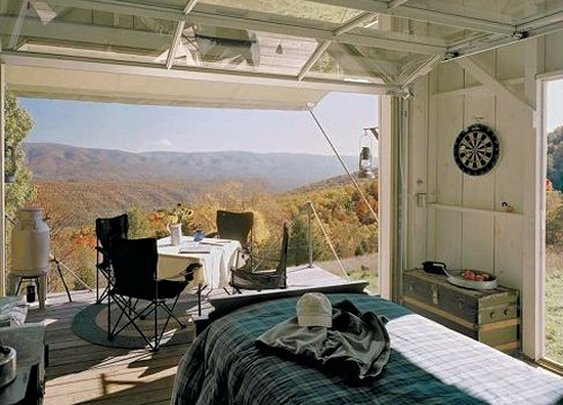 Shack With A View