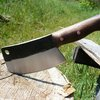 Hand forged cleaver Made to order by NateRunalsBlacksmith on Etsy