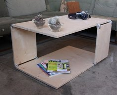 Simple Brackets Make DIY Furniture Dreams Come True