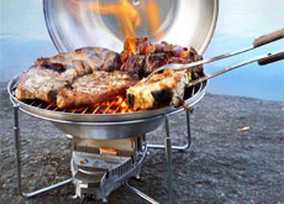 VitalGrill Wood Stove & Barbecue | Cool Material