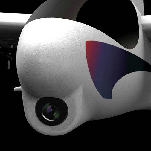 Spy Hawk FPV (5M pixels Camera included)