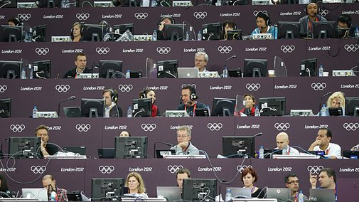 Media criticism, Twitter, and the Olympics  - Grantland
