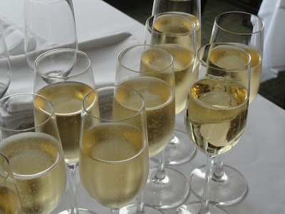 H. Blin Champagne: Bubbly For Food