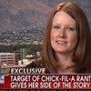 Video: Chick-fil-A Employee Rachel Elizabeth Forgives Customer Adam Smith