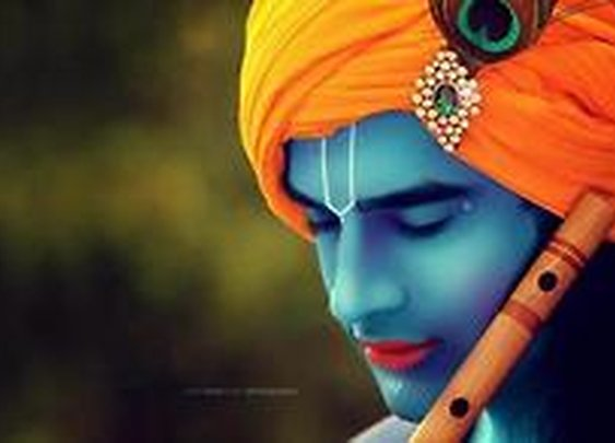 Lord Krishna's day - Indian Avatar style?