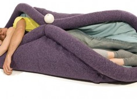 Burrito Cushion Design Puts A Twist On Napping - PSFK
