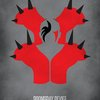 WWF Legends Minimalist Poster  'Road Warriors