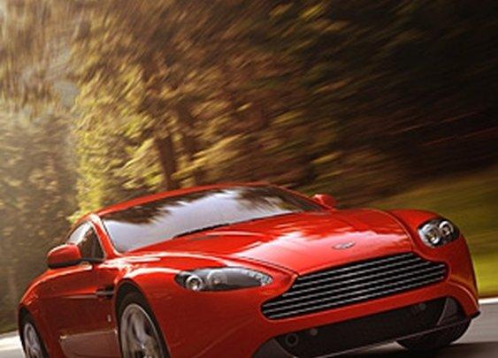 2012 Aston Martin V8 Vantage - Cars - MensJournal.com