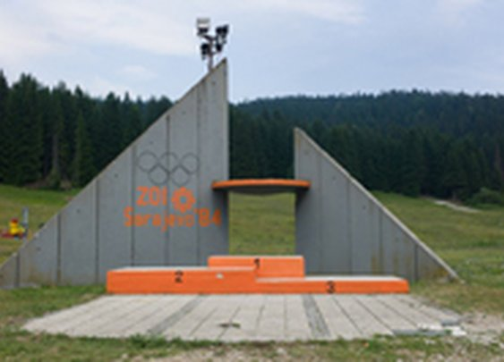Photos of Abandoned Olympic Sites Around the World