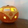 Fancy - VW Campervan Pumpkin