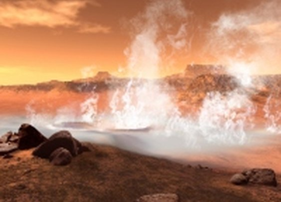 Search for Life Shapes Future Mars Missions