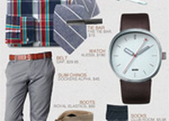 The Getup: Cubicle Life   Primer