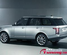 The New 2013 Range Rover | CleanTuning.com