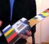 The Coltar: A Color Guitar Built With Lego Mindstorms
