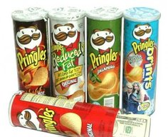 Pringles Hidden Compartment Stash Can   StashVault