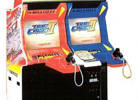 time crisis arcade machine for sale