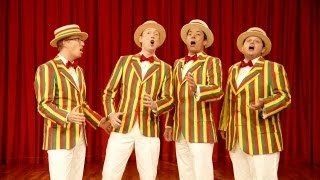Barbershop Quartet: The Raggae- YouTube
