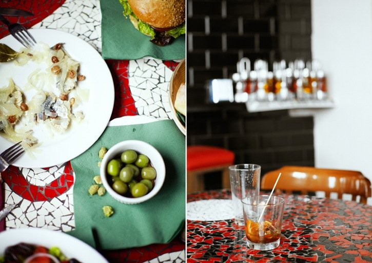 A Food Day in Barcelona