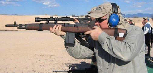 how to change flash suppressor on m1a