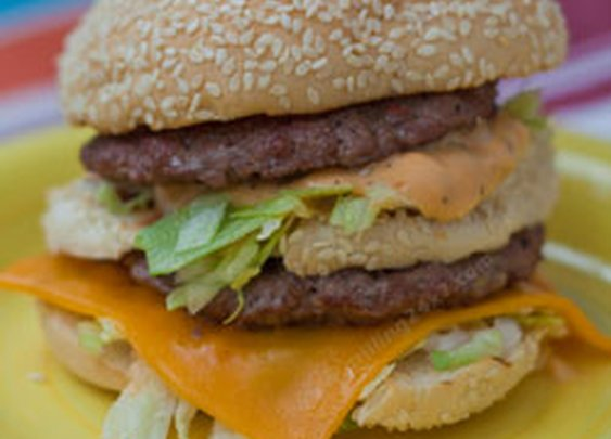 How to make your own McDonalds Fast Food!