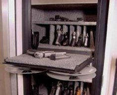 Reel-to-Reel Secret Diversion Gun Safe