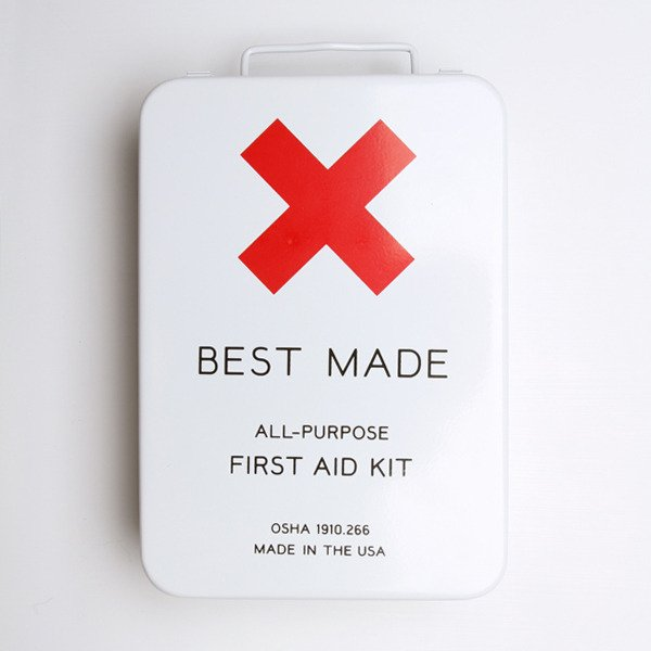 Best Made Company First Aid Kit
