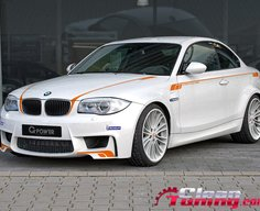 G-Power Presents Their BMW 1M Coupe | CleanTuning.com