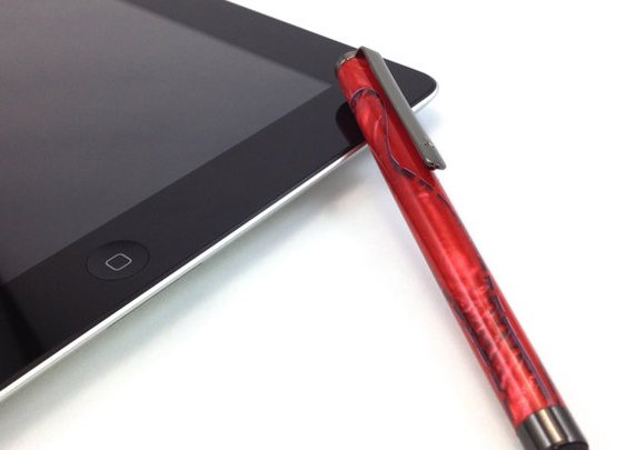 Stylus for iPad iPhone and Similar Touch by DesignedTurning