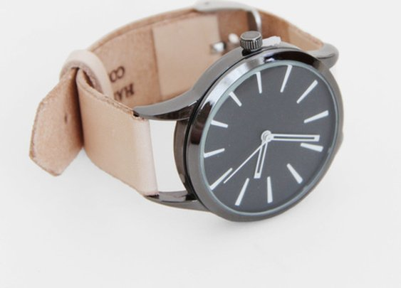 Cold Picnic Color Block Watch « Pour Porter