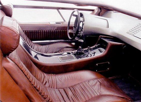 Maserati Boomerang - today and tomorrow