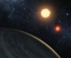 In a first, astronomers see two planets orbiting binary stars | .:: FreeQ's Blog ::.