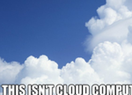 Americans Think Cloud Computing Comes From Actual Clouds | WebProNews
