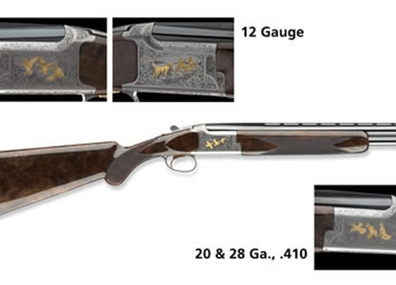 Citori Grade VII Lightning, Grayed, , Browning Firearms Product